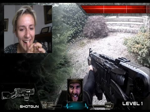 Real Life First Person Shooter Created With