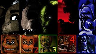 Five Nights at Freddy's 1-5 included Halloween Edition and SL Custom Night Jumpscare Simulator. There's a version 1.0.2 of this game with minor updates which you can find from the game page below.Game link ► http://gamejolt.com/games/203882/203882Subscribe for More ► http://bit.ly/DarkTaurusFacebook ► https://www.facebook.com/DarkTaurusYTTwitter ► https://twitter.com/darktaurusyt