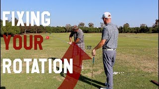 Video NEW! Monte How to Square the clubface with your ROTATION | Golf MP3, 3GP, MP4, WEBM, AVI, FLV Oktober 2018