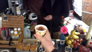 Rays Coffee Cart ~ Watford Market