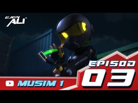 Ejen Ali Episod 3 - Misi : SERI