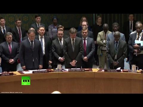 Заседание Совбеза ООН под председательством Украины по вопросам конфликтов в Европе - DomaVideo.Ru