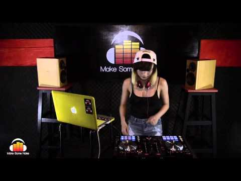 Dj Mariah Nguyen | MAKE SOME NOISE team