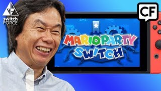 Mario Party Switch, Nintendo Switch Jokes, and more Virtual Console talk comprise this week's shorter CommentForce! Plus, the new leader of the Fourth Edge, how to get back on the Switch hype train, and Jake's Jingles! Enjoy the show! Keep up all of the awesome comments, we love you all!!Follow Us On Twitter: http://twitter.com/TheSwitchForceFollow Us on Instagram: http://instagram.com/SwitchForce