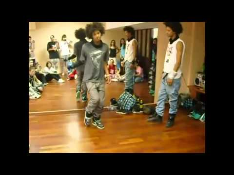 Les Twins Young Steff - Nu World Hustle.mp4