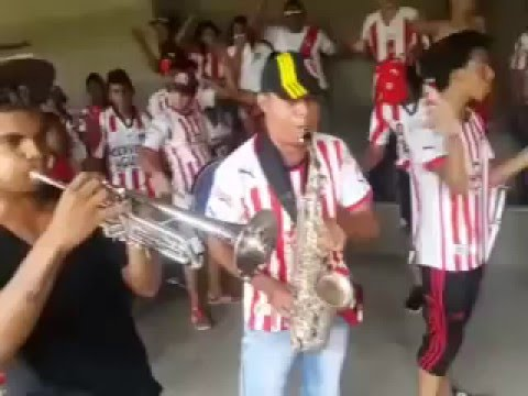 FRBS   ES LA PRIMERA BANDA - Frente Rojiblanco Sur - Junior de Barranquilla