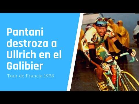 Ullrich - El Tour de Francia en 1998 se decantó a favor de Marco Pantani y en detrimento de Jan Ullrich en una etapa, la mítica etapa con final en Les Deux Alps en la ...