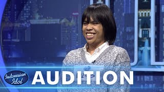 "Video Juri bela Roni ""Suara kamu Unik, bukan aneh"" - AUDITION 5 - Indonesian Idol 2018 MP3, 3GP, MP4, WEBM, AVI, FLV November 2018"