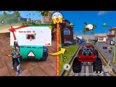 TOP 5 TRIK DAN BUG TERBARU DI FREE FIRE - Bug Mobil Monster!
