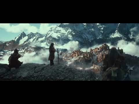 The King Beneath the Mountains - The Hobbit - Clamavi De Profundis (видео)