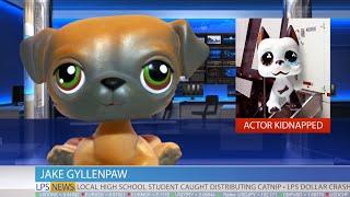 LITTLEST PET SHOP NEWS: TOM DAWSON HAS BEEN KIDNAPPED - BREAKING NEWS UPDATE #1