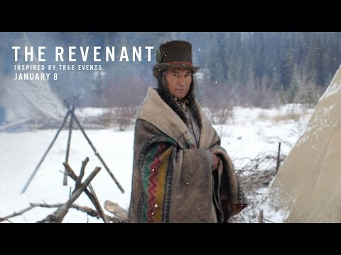 The Revenant (Featurette 'Costumes')