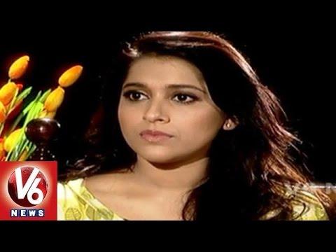 Rashmi Gautam Exclusive Interview With Savitri || Guntur Talkies || Madila Maata || V6 News