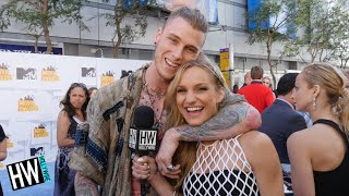 Machine Gun Kelly Teases New Album&Gives Music Industry Advice!