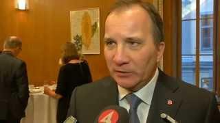 Stefan Löfven om SD:s toppnotering: Jag förstår inte