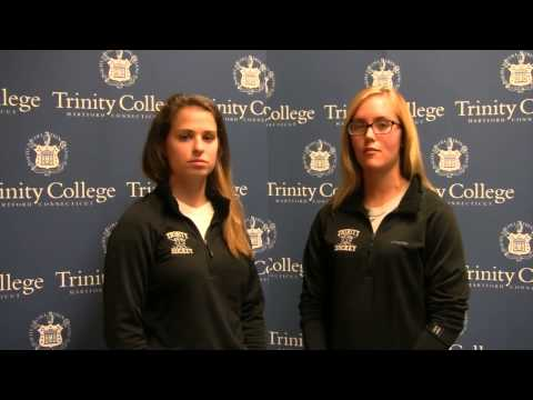 2013-14 Trinity Women's Ice Hockey Season Preview