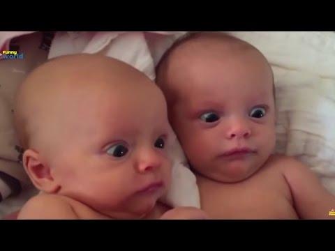 espressioni e risate divertenti dei bimbi: fantastica compilation!