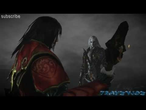 Castlevania Lords Of Shadows 2 - Trevor Belmont