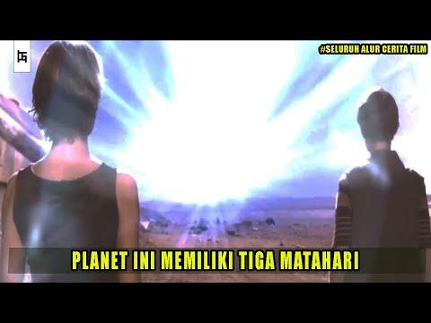 TERDAMPAR DI PLANET PALING GANAS - Seluruh Alur Cerita Film Pitch Black #Gostmovie #Alien