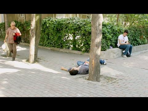Türkiye'de Vurulma Kamera Şakası