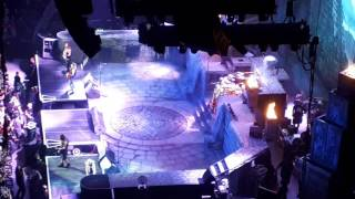 Iron maiden entrance centre videotron 16 juillet