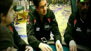 Pokerstars World Cup Of Poker WCP VI 2010 Spanish Parte 01