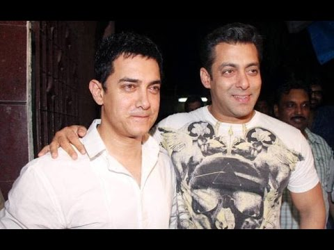 Salman Called Aamir To Ask For A Release Date |