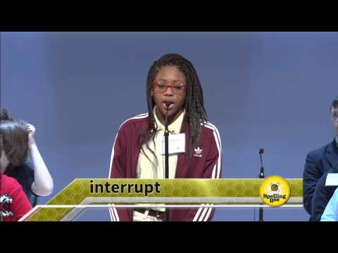 2017 Mobile County Spelling Bee