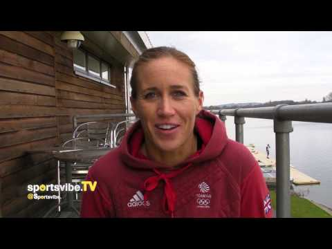 Helen Glover Reflects Upon Her Remarkable 2012
