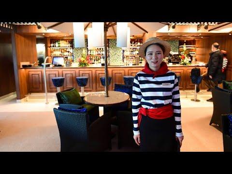 Luxus-Kreuzfahrtschiff nur für Chinesen: »Costa Venez ...