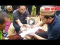 Prosesi Pemakaman Bayi Indra Bekti Begitu Mengharukan - Cumicam 01 Februari 2017