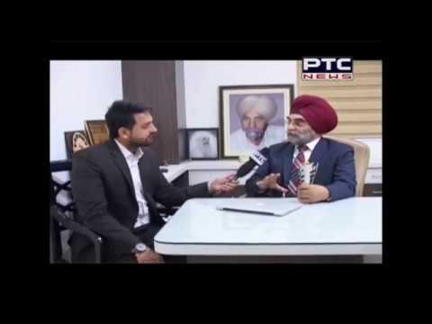 THE ACHIEVERS : Dr Charanjeet Singh Paruthi ,  Founder Capitol Hosipital