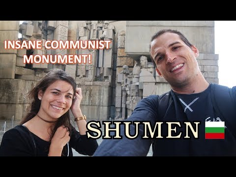 Shumen Bulgaria – Insane Communist Monument 1 | Travel Vlog #25