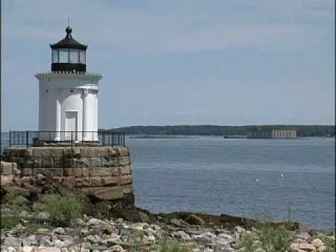 Maine - A scenic tour of beautiful Portland, Maine. Narrated by Charles Osgood.