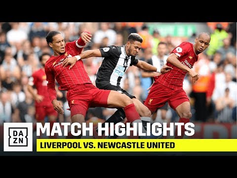HIGHLIGHTS | Liverpool vs. Newcastle United