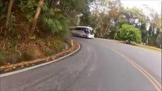 Longboarding Chiang Mai - Down Doi Suthep