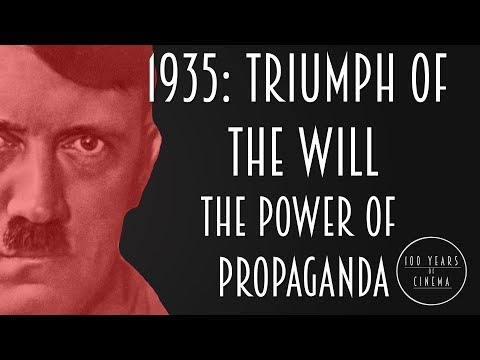 1935: Triumph of the Will - The Power of Propaganda