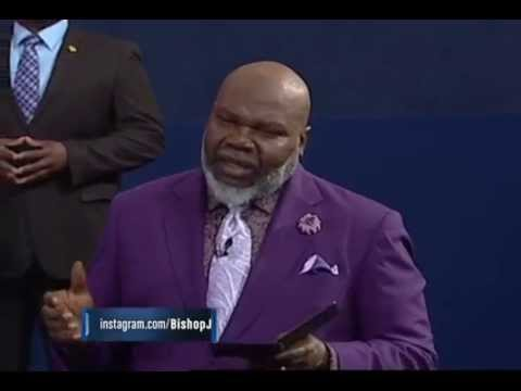 Removing the Barriers to Destiny - TD Jakes