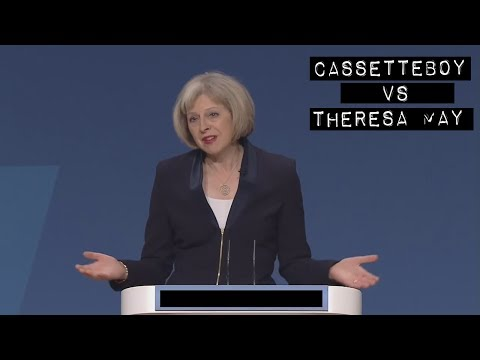 Cassetteboy vs Theresa May
