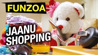 JAANU SHOPPING KARA DO - Funny Girl Boy Love Talks  Mimi Teddy Bojo Teddy  Funzoa Funny Vine Videos. So do girls use boys for shopping and buying new clothes? If you agree please like, share, comment and subscribeJAANU RECHARGE VIDEO https://www.youtube.com/watch?v=GG8yxUDj97IJAANU ASSIGNMENTS https://www.youtube.com/watch?v=6h16oKnATpwVideo produced, created, written by Krsna Solohttp://youtube.com/KrsnaSolohttp://facebook.com/KrsnaSoloDownload funzoa videos at http://goo.gl/Z6GuXhSubscribe on Youtube http://goo.gl/xCrXhUFacebook http://facebook.com/FunzoaTwitter http://twitter.com/FunzoaWebsite http://Funzoa.com email : funzoa@gmail.comMimi Teddy Fanpage https://www.facebook.com/MimiTeddyBojo Teddy Fanpage https://www.facebook.com/BojoTeddyJunu Teddy Fanpage https://www.facebook.com/JunuTeddyDumblu Fanpage https://www.facebook.com/DumbluSUBSCRIBE ON YOUTUBE CHANNELhttp://goo.gl/xCrXhUDAILYMOTION CHANNEL FOR NON-YOUTUBE ZONEShttp://www.dailymotion.com/funzoafunny girlfriend boyfriend love talks here. This song video's copyright and publishing rights are reserved with Funzoa Funny Videos, 2017. Any attempt to copy or republish it will be considered legally offensive.Category