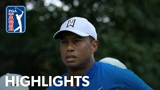 Tiger Woods' highlights | Round 1 | BMW Championship 2019 by PGA TOUR