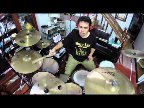 o'funk'illo - en el campito drum cover 放克天團 素材教學示範曲