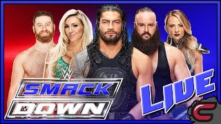Nonton Wwe Smackdown Live Full Show April 11th 2017 Live Reactions   Superstar Shakeup Full Show Film Subtitle Indonesia Streaming Movie Download