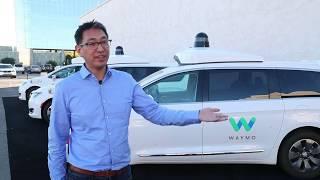Waymo launches self-driving taxi service in Arizona, Waymo One