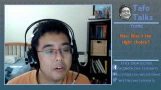 Tafo's Talk: Hax, was it the right choice?