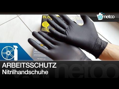 metoo 83  | Unigloves Einweghandschuhe | Black Mamba Nitrilhandschuhe | Einmalhandschuhe