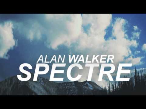Alan Walker - Spectre (видео)