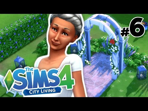 UNEXPECTED ROMANCE   Sims 4: A Date With Death #6 (видео)