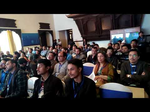 (Speaker of Technology for Public Services, Dr. Manish Pokharel - Duration: 17 minutes.)