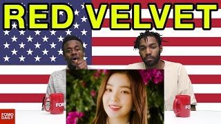 Red Velvet Would U • Fomo Daily Reacts